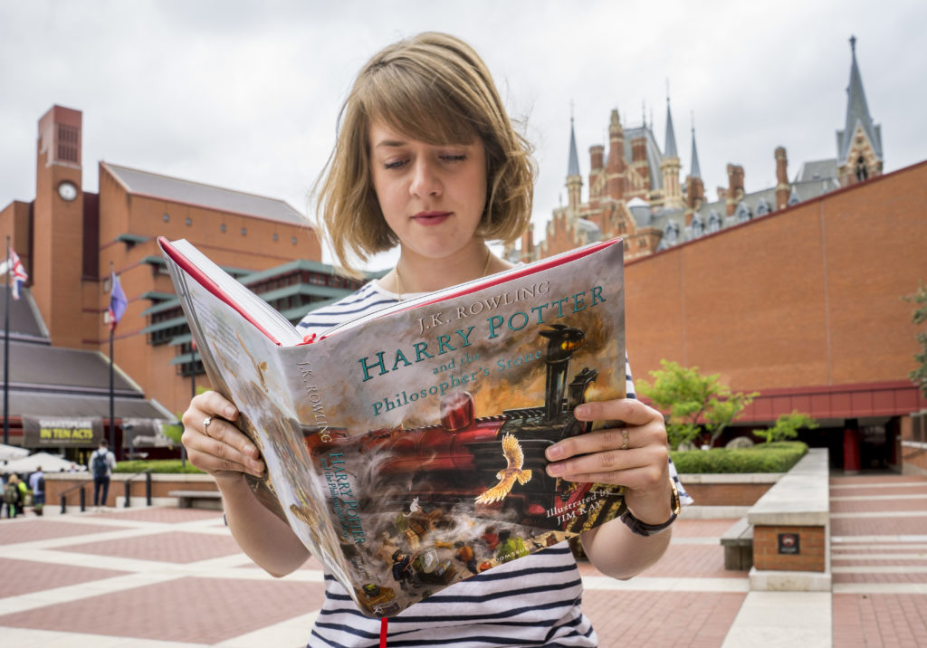 harry potter exhibition british library london tailored tours