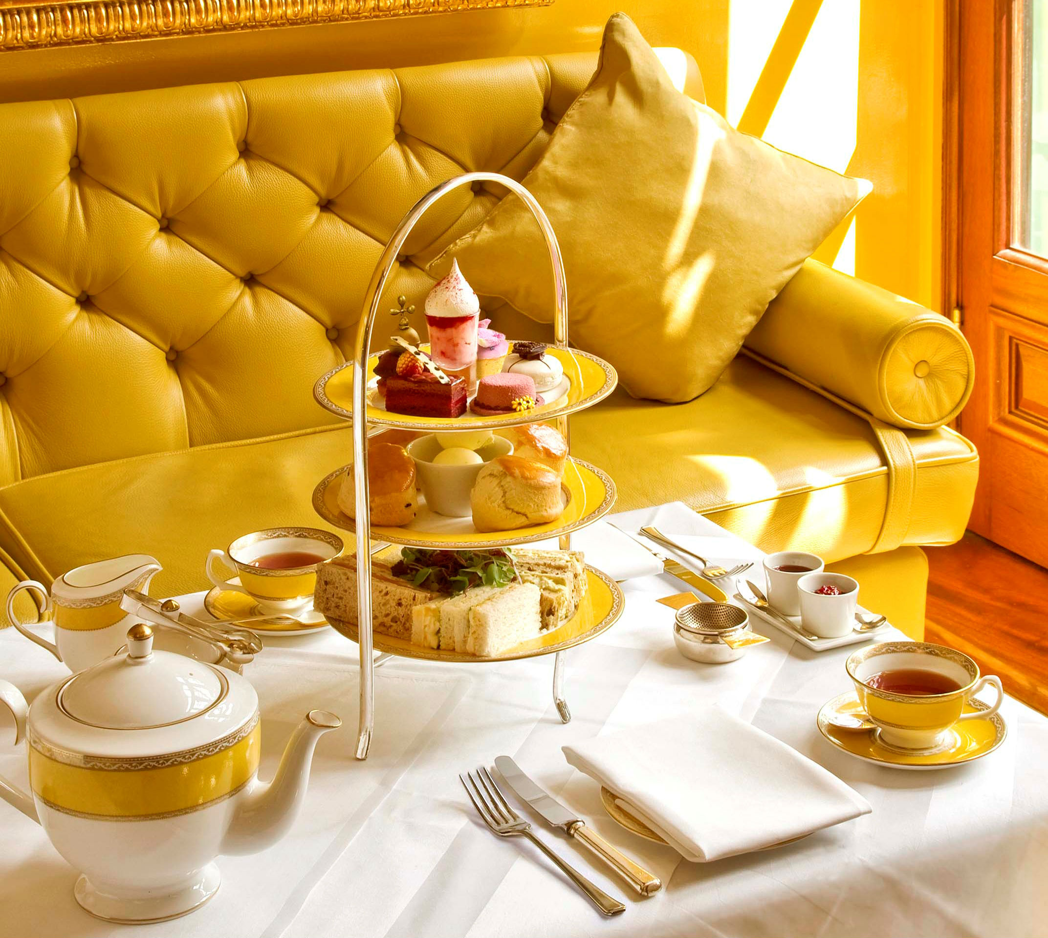 The Goring Afternoon Tea London Tailored Tours