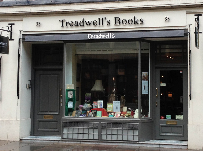 spooky London tailored tours treadwell occult magical shop